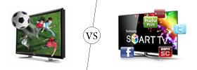 3D LED TV vs 3D LED Smart TV