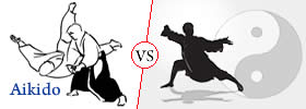 Difference between Aikido and Tai Chi