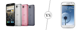 Alcatel One Touch Idol vs Samsung Galaxy Grand