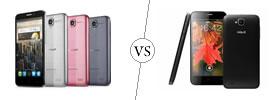 Alcatel One Touch Idol vs Xolo Q800