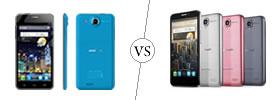 Alcatel One Touch Idol Ultra vs Alcatel One Touch Idol