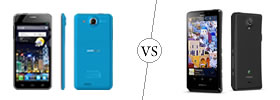 Alcatel One Touch Idol Ultra vs Sony Xperia T