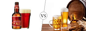 Difference between Ale and Beer