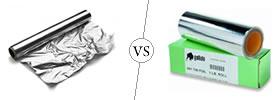 Aluminum Foil vs Tin Foil