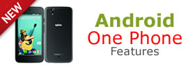 Android One Phone Features