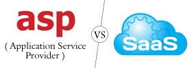 ASP vs SAAS