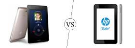Asus FonePad vs HP Slate 7