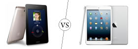 Asus FonePad vs iPad
