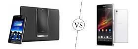 Asus PadFone Infinity vs Sony Xperia Z