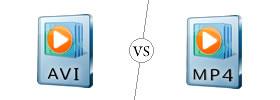 AVI vs MP4