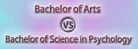 Bachelor of Arts vs Bachelor of Science in Psychology