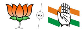Difference between BJP and Congress