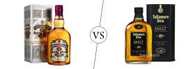 Blended Whiskey vs Single Malt