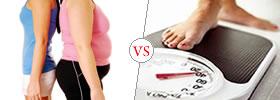 Body Mass vs Body Weight