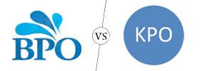 BPO vs KPO
