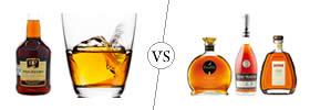 Brandy vs Cognac
