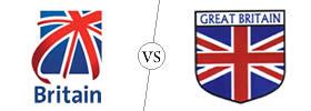 Britain vs Great Britain