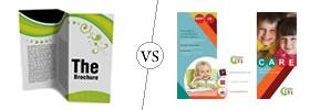 Brochure vs Prospectus