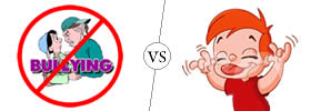 Bullying vs Teasing