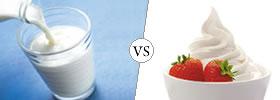 Buttermilk vs Yogurt