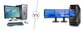 Computer vs Supercomputer