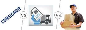 Consignor vs Consignee vs Shipper