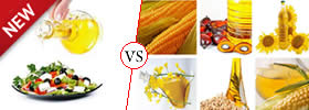 Cooking Oil vs Vegetable Oil