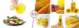 Cooking Oil vs Vegetable Oil