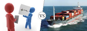 Courier vs Cargo