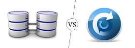 Database Mirroring vs Replication
