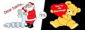 Dear vs Darling