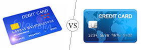 Debit Card vs Credit Card