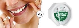 Dental Floss vs Dental Tape