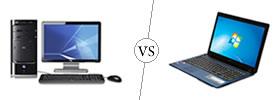 Desktop vs Laptop