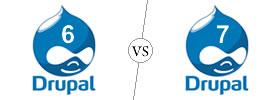 Drupal 6 vs Drupal 7