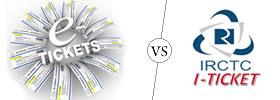 E-Ticket vs I-Ticket