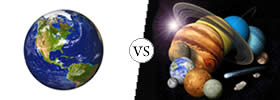 Difference between Earth and Other Planets