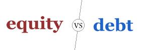 Equity vs Debt