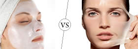 Difference between Facial and Face Mask