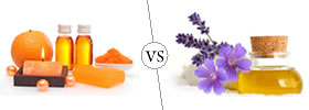 Fragrance Oils vs Essential Oils