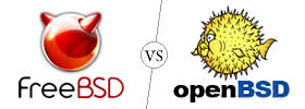 Difference between FreeBSD and OpenBSD