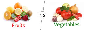Fruit vs Vegetable