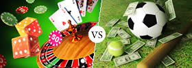 Gambling vs Betting
