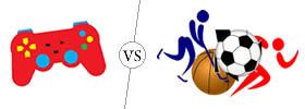 Game vs Sport