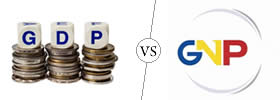 difference between gdp gnp and nnp Macroeconomics, which includes the study of national income accounting, includes three major metrics to measure a country's economy: gross domestic product or gdp, gross national product or.