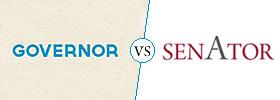 Governor vs Senator