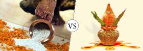 GrihaPravesh vs VastuShanti