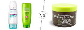 Hair Conditioner vs Hair Mask