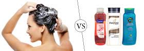 Hair Conditioner vs Shampoo