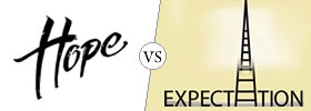 Hope vs Expectation